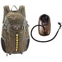 Tenzing TZ 2220Game Hunting Day Packバックパック( Loden Green ) with 2.0L Hydration Reservoir