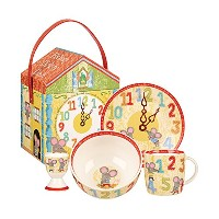Hickory Dickory Dock 4pc朝食セットギフトボックス