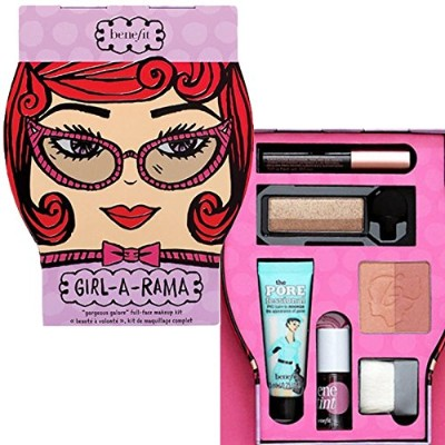 Benefit(ベネフィット),限定版, Girl-A-Rama Limited-Edition Full-Face Makeup Kit フルフェイスメイクアップキット [海外直送品] ...