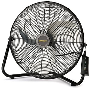 "20"" High Velocity Floor Fan"