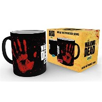 The Walking Dead Mug Handprint Thermo Effect