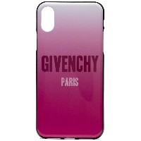 Givenchy グラデーション iPhone X カバー - ピンク&パープル