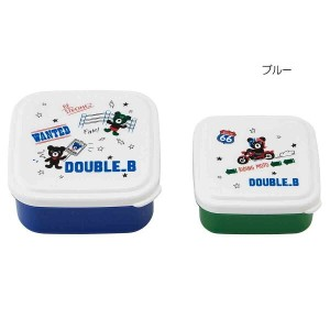 Double_B(ダブルB)コミック風フルーツケースセット【65-4044-261】