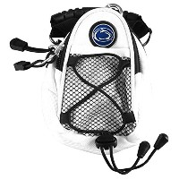 NCAA Penn State Nittany Lions–Mini Day Pack–ホワイト