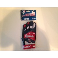 "Franklin Youth Batting Glove Left Hand "" Cardinals """