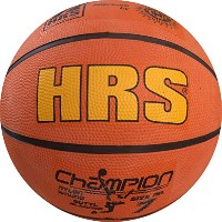 HRS Champion Rubber Mouldedバスケットボール