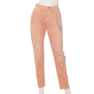 74%OFF KORAL (コラール) レディース RELAXEDSKINNY ピーチ 24 25 26