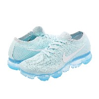 NIKE WMNS AIR VAPORMAX FLYKNIT ナイキ ウィメンズ ヴェイパー マックス フライニット GLACIER BLUE/PURE PLATINIUM/WHITE