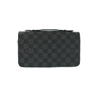 【LOUIS VUITTON】ルイヴィトン『ダミエ グラフィット ジッピーXL』N41503 メンズ ラウンドファスナー長財布 1週間保証【中古】b05b/h10A