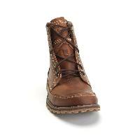 ティンバーランド メンズ シューズ・靴 ブーツ【Timberland Earthkeepers Originals 6 Inch Boot】Medium Brown Full-Grain