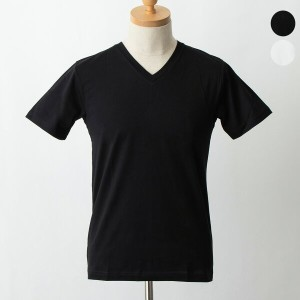 サンスペル SUNSPEL メンズ ヘンリーネック半袖Tシャツ SHORT SLEEVE RIVIERA V-NECK T/TWO FOLD 60S SHORT SLEEVE MTSH0008S ...