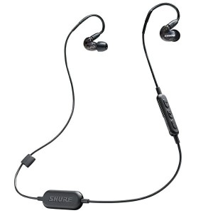 SHURE SE215-BT1 [Bluetooth earphone] 【~5/20期間限定ポイント10倍!】