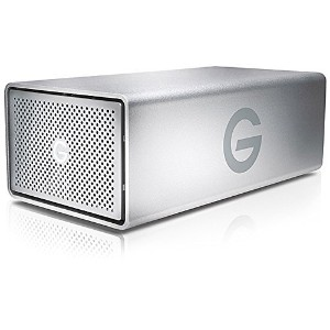 G-Technology G-RAID USB G1 Removable 8000GB Silver JP 0G04072