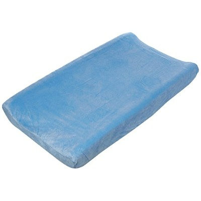 Summer Infant Ultra Plush Changing Pad Cover, Blue by Summer Infant