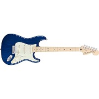 Fender エレキギター DELUXE STRATOCASTER®, MAPLE, SBT