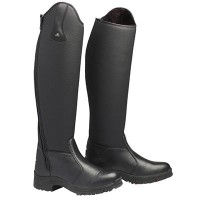 Mountain HorseアクティブLadies Winter Riding Boot ブラック