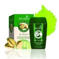 Biotique Pistachio Nourishing & Revitalizing Mask 60g by Biotique