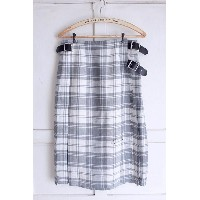 【送料無料】O`NEIL OF DUBLIN 〔オニールオブダブリン〕 MOD LONG KILT SKIRT (KILLARY HARBOUR)