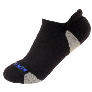 KENTWOOLメンズLow Profile Sock ブラック