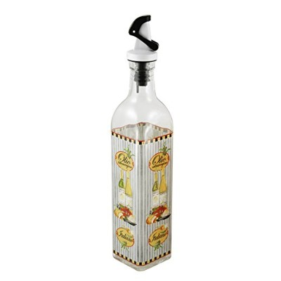Grant Howard Olio Italiano Oil and Vinegar Cruet, 470ml