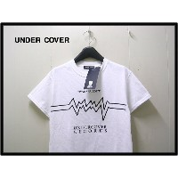 S 白 A.WHITE 【UNDERCOVER TEE UC RECORDS アンダーカバー Tシャツ UNDER COVER】【中古】