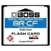 1GBボスRoland br-cfコンパクトフラッシュCFメモリカードfor br-600、br-864、br-900cd、mc-808