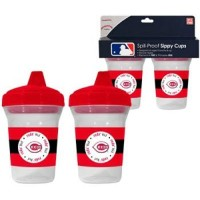 Baby Fanatic Sippy Cup - Cincinnati Reds by Baby Fanatic