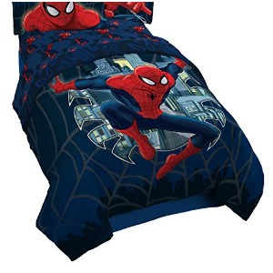 Marvel Spiderman Quilt in Twin / Full Size