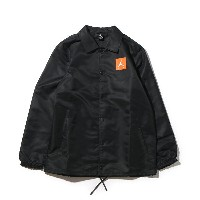 NIKE LIKE MIKE COACHES JKT(ナイキ ジョーダン ライク マイク コーチ ジャケット)(BLACK)17HO-S