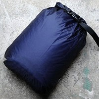 (フェアウェザー)FAIRWEATHER dry sack navy