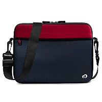 Kroo Microsoft Book 13.5-inchケース|ブラックタブレット/ Laptop Sleeve With Shoulderストラップ ND13S2R1|EN|s98