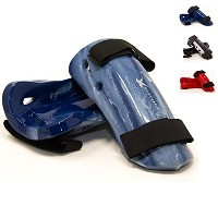 Whistlekick Sparring Shin Guards – Karate Sparring Gear Set with Freeバックパック – Martial Arts Shin...