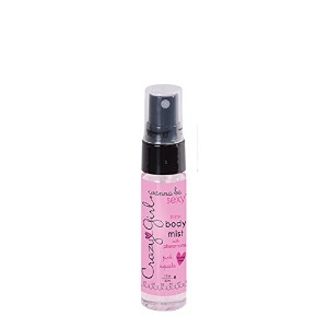 Classic Erotica Crazy Girl Body Mist, Pink Cupcake, 1 Ounce by Classic Erotica