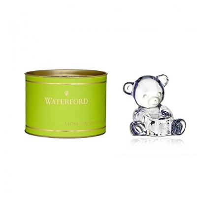 Waterford Crystal Baby Bear onブロック
