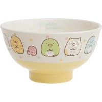 Sumikkogurashi Pottery Rice Bowl日本からtk04001