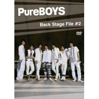 【中古】PureBoys Back Stage File #2/PCBP-11589【中古DVDレンタル専用】