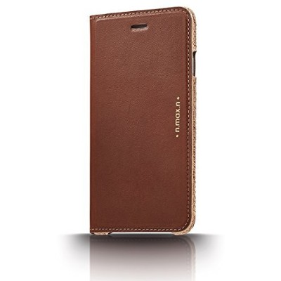 n.max.n iPhone6/6S Plus Slipcase ケース 本革 レザーカバー - Brown