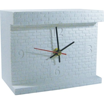 HOUSE USE PRODUCTS(ハウスユーズプロダクツ) 置時計 LIGHT-UP DESK CLOCK Norman WHITE HFT157 [正規代理店品]