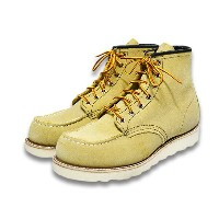 "【RED WING/レッドウイング】「6 inch Classic Work Boots""Moc Toe""/6インチクラシックワークブーツ""モックトゥ""」(8173/Hawthorne..."