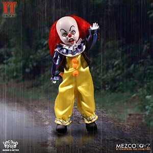 Living Dead Dolls Presents It 1990Pennywise人形