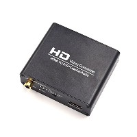VCANDO HDMI to DVIオーディオHDMI to同軸HDMI to DVI-I変換アダプタ1080p for HDTV HDプロジェクタApple TV Blu-ray Player...