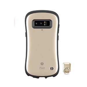 [iFACE]アイフェイスGalaxy Note8ケースカバーFirst Class+ Rubystone CellPhone Ring (gold) [並行輸入品]