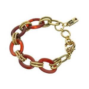 24K Yellow Gold Plated Bracelet from 'Topaz' Collection by Amaro Jewelry Studio Beautifully Crafted...