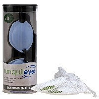 Tranquileyes Chronic Dry Eye Basic Kit with Beads (Blue) by Eye Eco