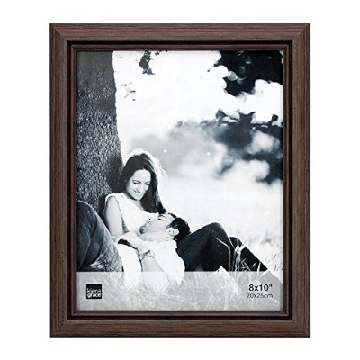 High Quality Nolan Picture Frame, 8 by 10 Inch, Grey Driftwood