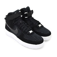 NIKE AIR FORCE 1 HIGH GS BLACK/BLACK-WHITE ナイキ エア フォース 1 ハイ