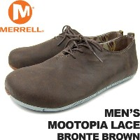 BRONTE BROWN US7(25.0cm) メレル メンズ ムートピアレース ブロントブラウン MERRELL MEN'S MOOTOPIA LACE BRONTE BROWN J20557...