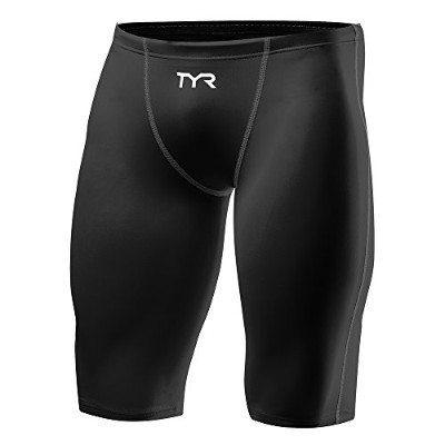 TYR(ティア) TYR ティア 競泳メンズスパッツ水着 TPSM6A BK/GY TPSM6A BK/GY L