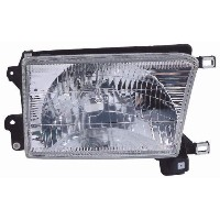 Depo 312-1142R-AS Toyota 4Runner Passenger Side Replacement Headlight Assembly [並行輸入品]