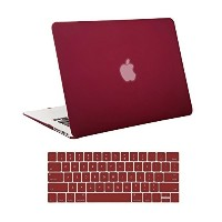(macbook air 13 ケース) Raidfox MacBook Air 13 Accessories 2-in-1 Plastic Hard Case and Soft Silicone K
